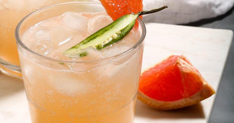 Grapefruit & Serrano Chile Crush