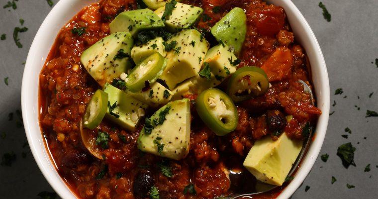Guajillo Instant Pot Chili