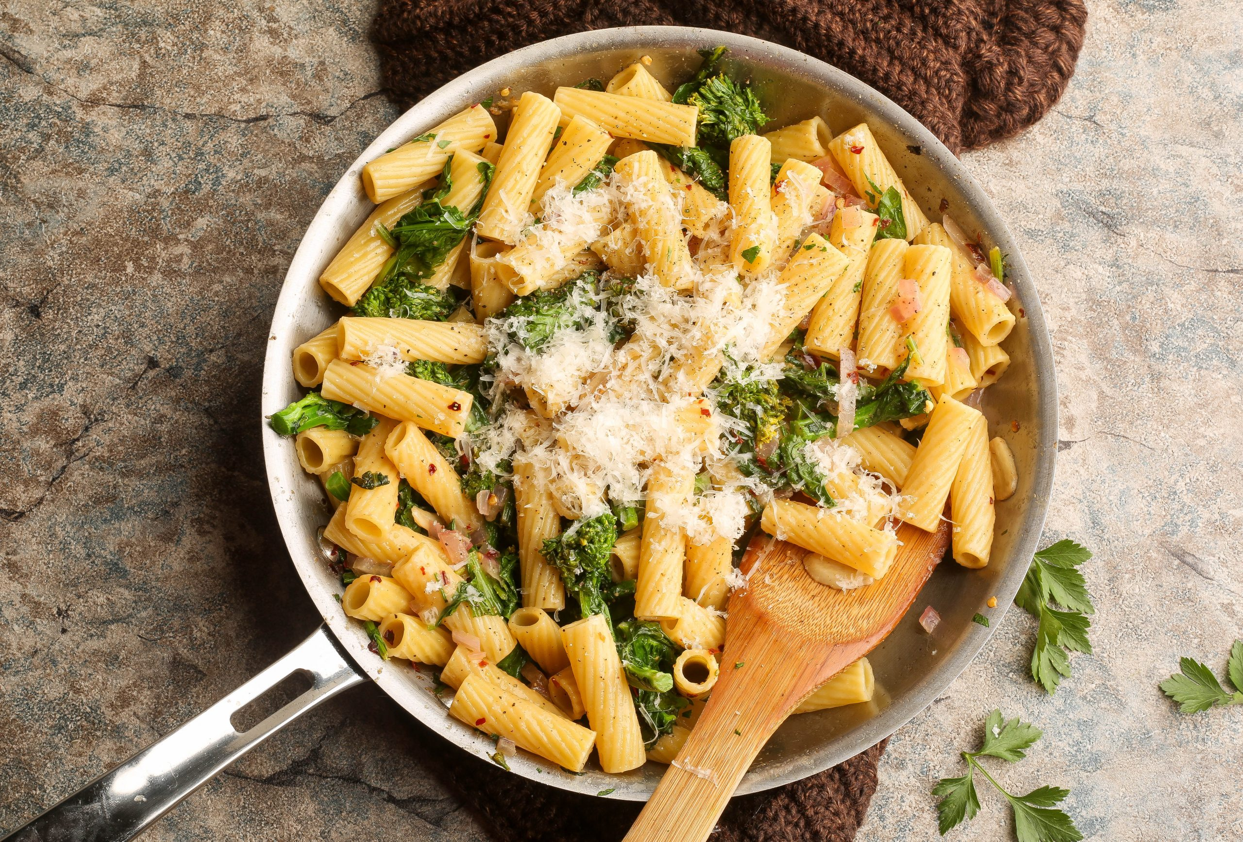 Broccoli Rabe Rigatoni